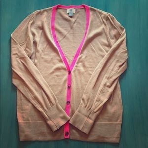 Old Navy Long Sleeved Cardigan Sweater
